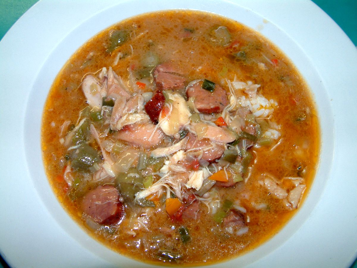 andouille sausage red beans and rice with andouille sausage andouille ...